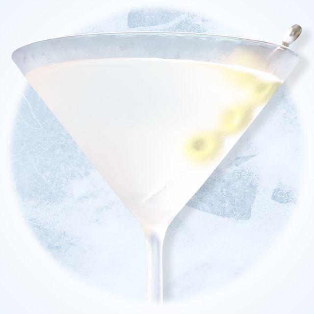 outdoor martini
