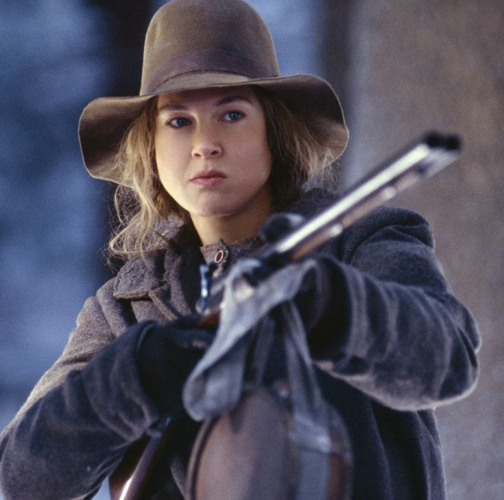 Cold Mountain This Civil War epic stars Nicole Kidman as a woman on the home front waiting for her beloved (Jude Law) to return to her, with Renée Zellwegger playing a fiery, whip-smart helping hand who helps manage an ailing farm.
