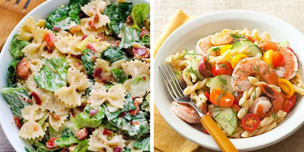 Pasta Salad Recipes Cold