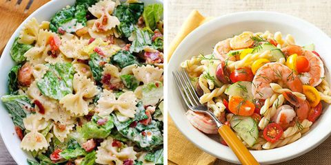 40 Easy Pasta Salad Recipes Best Cold Pasta Dishes