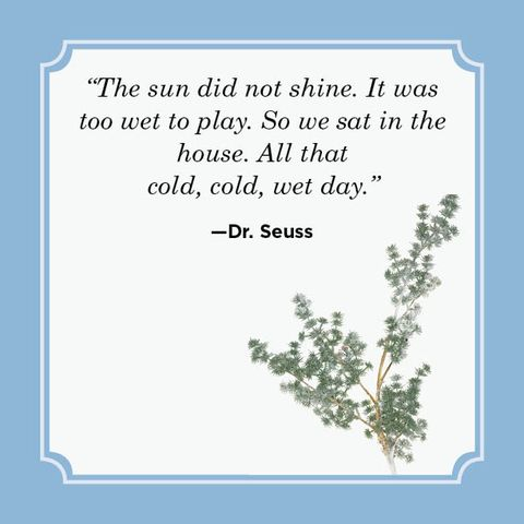 Cool Weather Quotes Images