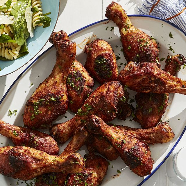 4th of july menu  cold spiced chicken recipe