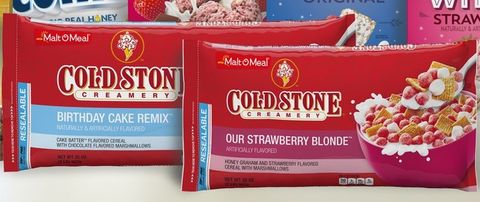 Stay Calm Cold Stone Cereal Is Coming To Stores