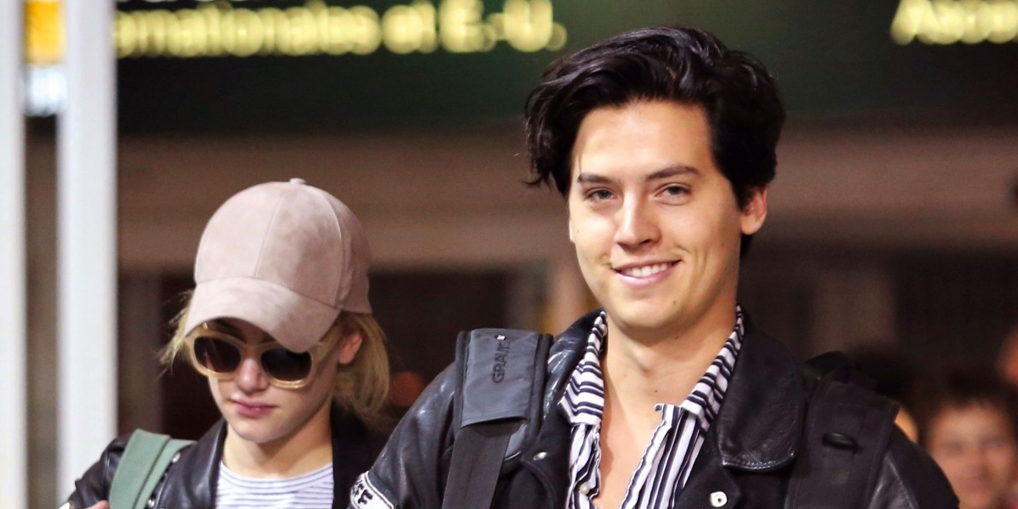 Are cole sprouse and lili reinhart actually dating