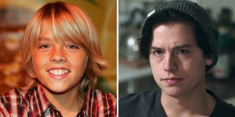 Cole Sprouse Riverdale - cole sprouse movies tv shows