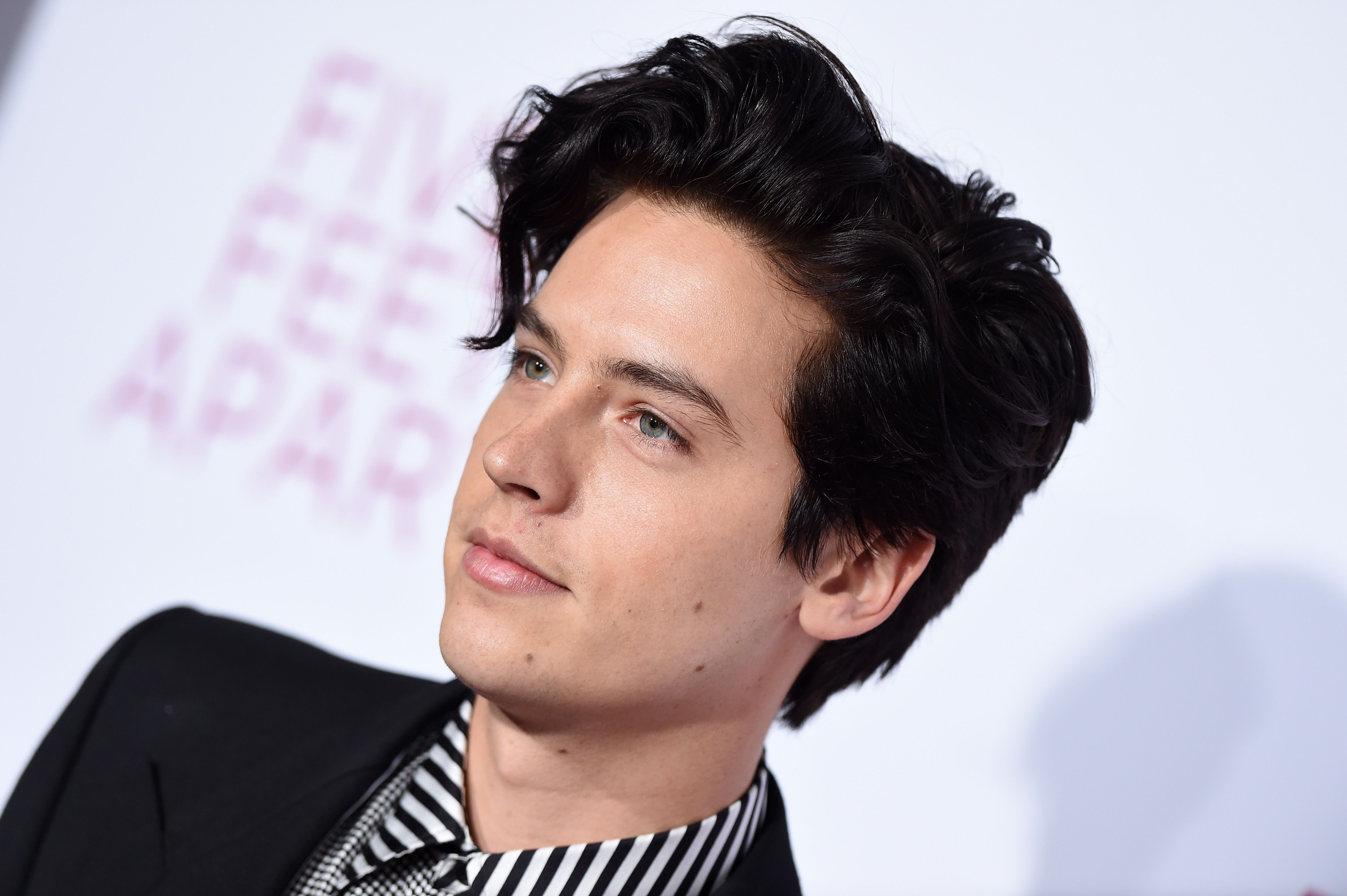 Cole Sprouse Arrested at Black Lives Matter Protest in L.A.