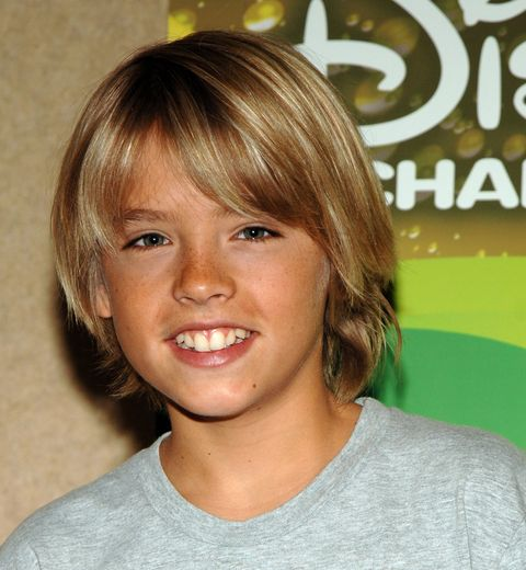 Cole Sprouse S Hair Transformations Belong In A Museum