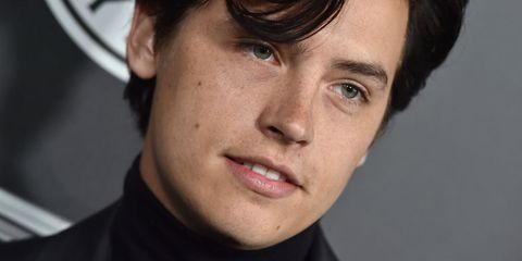 cole sprouse heaven gala