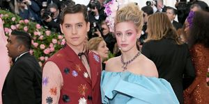 lili-reinhart-cole-sprouse-met-gala-2019