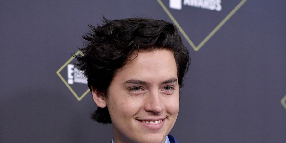"""Cole Sprouse Is Heading Back to the Big Screen in New Movie """"Undercover"""""""