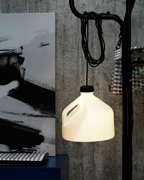 lámpara sammankoppla de ikea