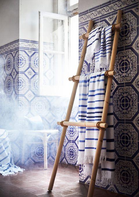 Toallas de la nueva colección TÄNKVARD de IKEA