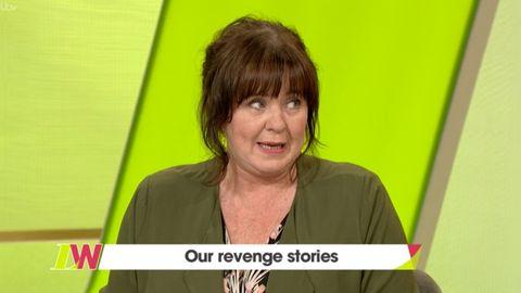 Coleen Nolan revenge sex loose
