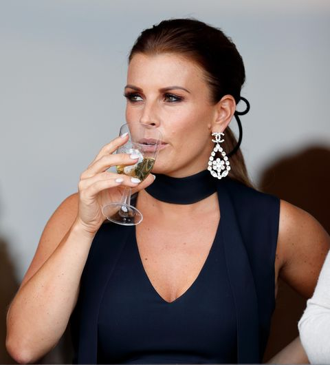 Coleen Rooney responds after Rebekah Vardy's emotional Loose Women interview