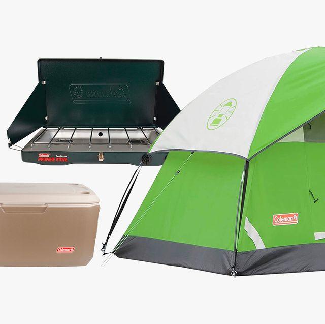 coleman camping roundup