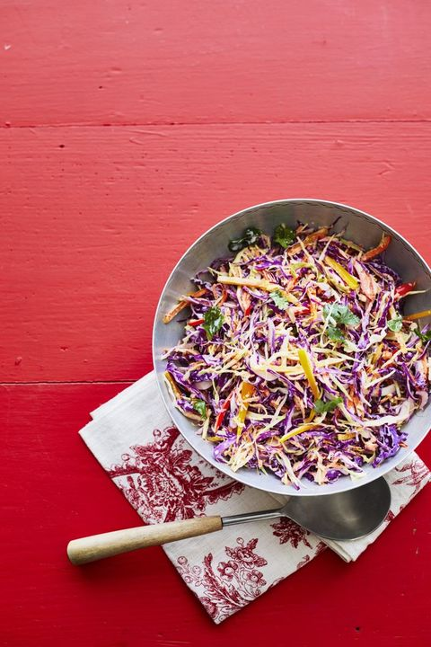 coleslaw picnic side dishes