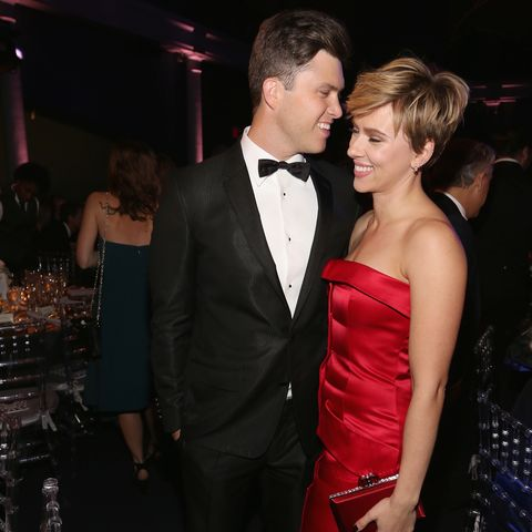 Scarlett Johansson And Colin Jost S Complete Relationship Timeline