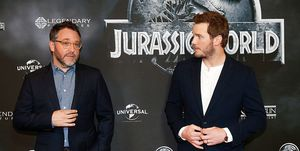 'Jurassic World' Berlin Photocall