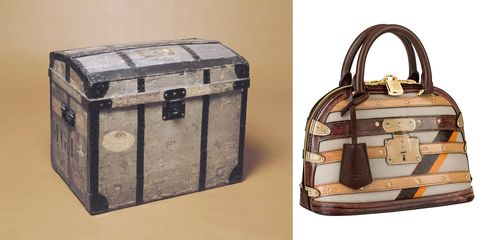 Bag, Hand luggage, Baggage, Suitcase, Trunk, Luggage and bags, Handbag, Fashion accessory,