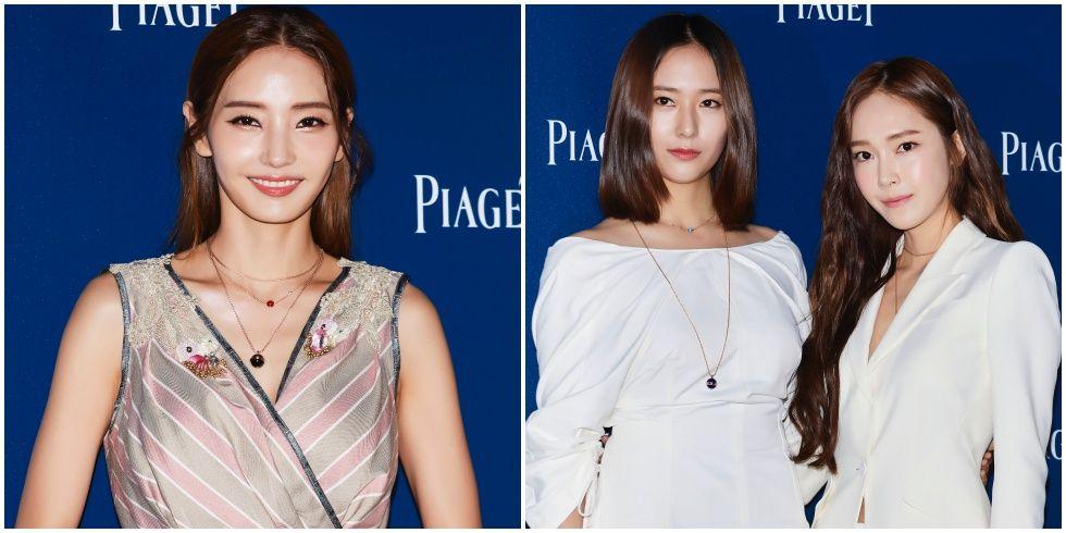 Jessica,Krystal,Piaget Possessions系列,徐康俊,韓彩英,李帝勛