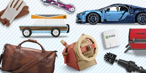 Car and Driver Gift Guide