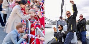 哈利王子和梅根王妃終於開設官方IG啦!第一張照片就是超稀有的「私密照」,12小時獲讚70萬!