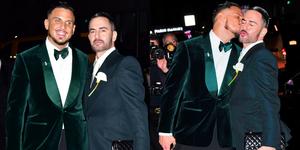 Marc Jacobs 和他的男神終於結婚了!整個時尚圈在紐約開趴見證兩人的愛情!