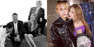 離開YG的PSY成立自己的公司圓夢,泫雅和E'Dawn這對小情侶也終於找到好的歸宿啦!