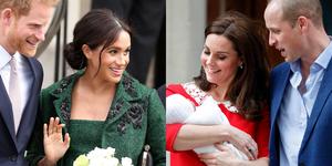 梅根王妃「產後絕不公開現身」還要和哈利王子帶寶寶去非洲生活?因為這5點她又打破英國皇室傳統了