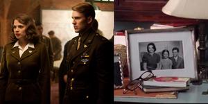 「美國隊長」到底有沒有和佩姬卡特結婚?導演解密《復仇者聯盟4》的這個小細節,發現兩個理論