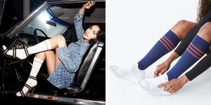 終於有好看的「壓力襪」可以穿了!風靡IG的超卡哇伊壓力襪,每個少女都必須擁有10雙!