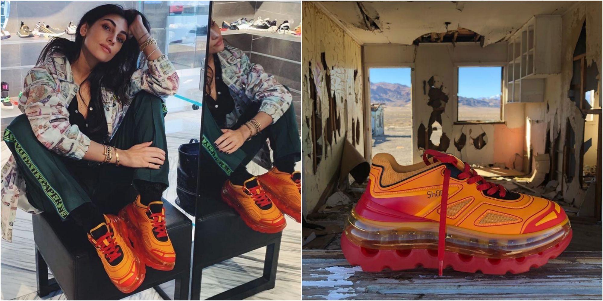 BALENCiAGA TRiPLE S sneakers BALENCiAGA Pinterest