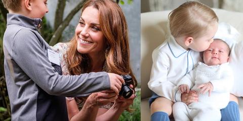 原來凱特王妃是愛攝影的文青女孩!英國女王因為她的才華,把這項皇家重任交給了她