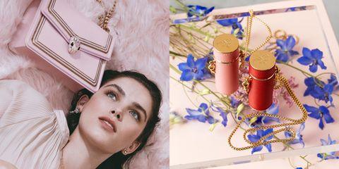 Blue, Beauty, Skin, Lip, Fashion accessory, Photography, Jewellery, Fashion design, Ear, Style,