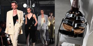 【紐約時裝週】Proenza Schouler 給白領少女的衣櫥!一系列超美Oversized西裝,還推出聯名勃肯鞋!