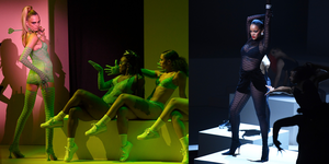 【紐約時裝週】蕾哈娜內衣品牌 Savage X Fenty 取代維密大秀!超模天使性感走秀、即將在Amazon首播!