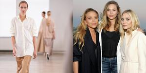 【紐約時裝週】The Row 紐約名媛的黑白極簡風穿搭!歐森雙胞胎的每一件設計都是上流少女必備款