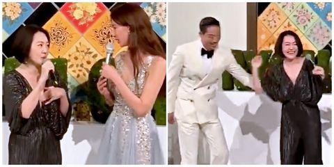 林志玲結婚小到場祝福