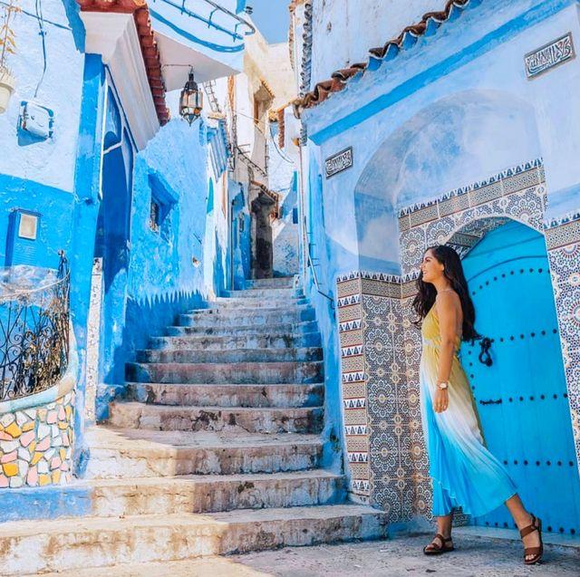全球10大「經典藍」景點整理!到摩洛哥、西班牙的藍色古城,找回心靈的平靜和自在