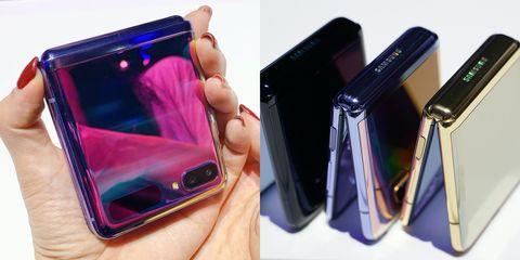 【舊金山直擊】Samsung超可愛「粉餅摺疊機」Galaxy Z Flip 五大亮點整理!