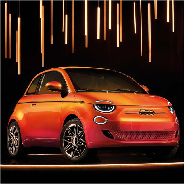 Fiat 500 電動小車聯名3個奢侈時尚品牌!Bvlgari、Giorgio Armani、Kartell 都太美了!
