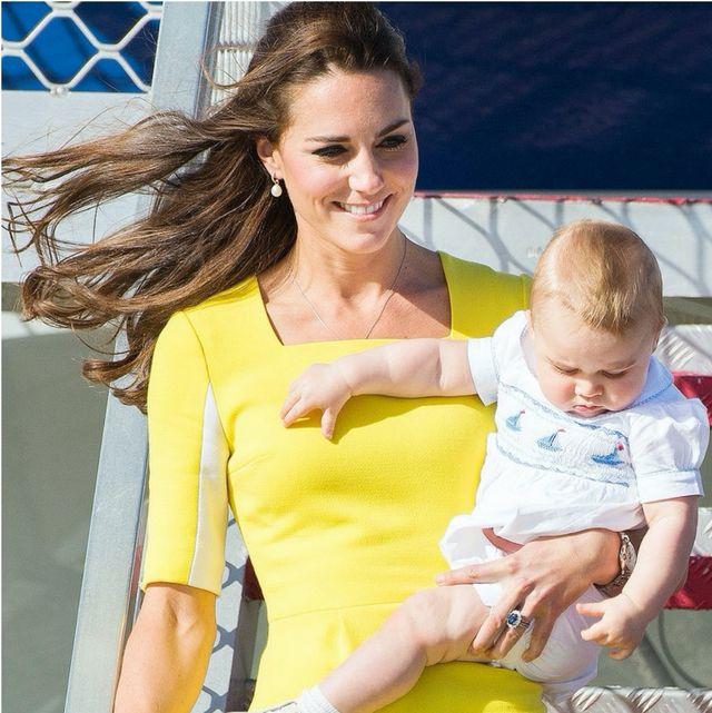 凱特王妃首次曝光媽媽年輕照片太美