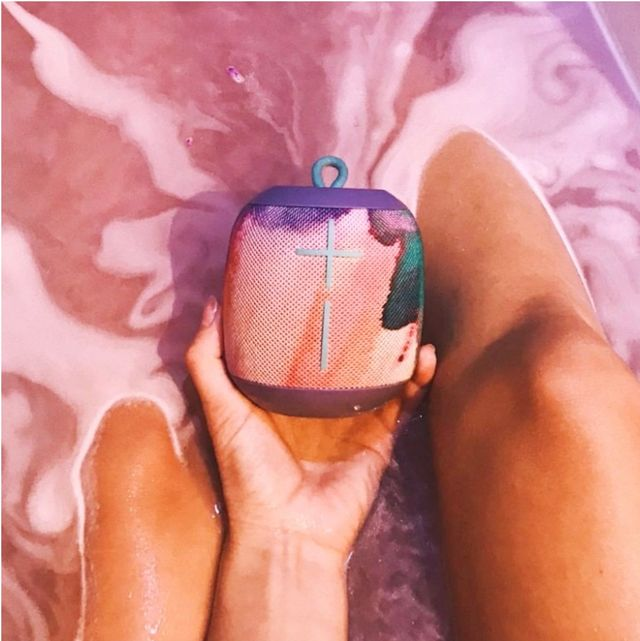 日本熱銷Ultimate Ears「浮在水上的喇叭」陪你泡澡洗香香