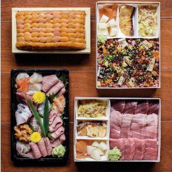 最強台北壽司便當!7間「米其林星級、高檔名店餐盒」推薦,把超澎湃海膽丼、豪華生魚片外帶回家
