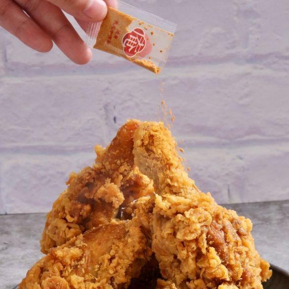 「冠軍咖哩炸雞」香酥來襲!繼光香香雞 x 通庵熟成咖哩新品,一口咬下肉汁在嘴裡奔放