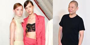 【紐約時裝周】Jason Wu用真絲束成「乾燥花」禮服太美了!貝殼耳環&一字帶高跟鞋絕對是春夏熱賣品!