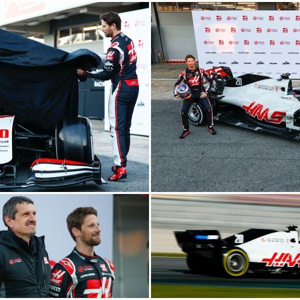 Haas VF20 F1 2020