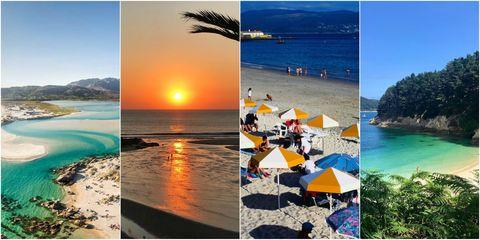las 15 mejores playas de galicia