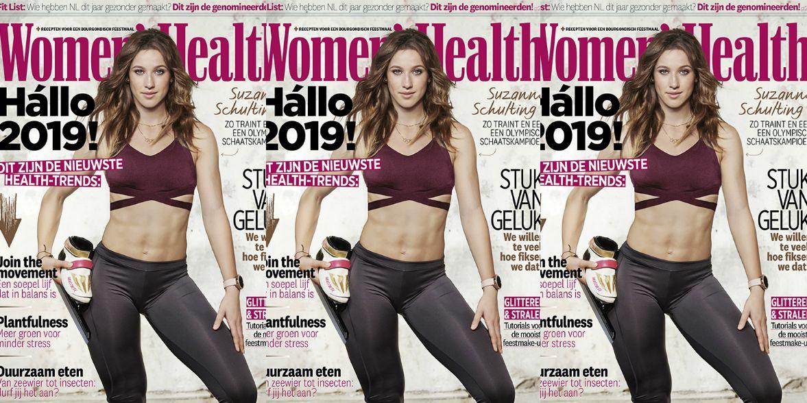 Women's Health Januari 2019