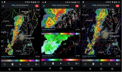 7 Best Weather Apps | Weather Apps for iPhone and Android Yahoo Weather Radar Map on waco weather map, weather for south texas counties map, nebraska weather map,